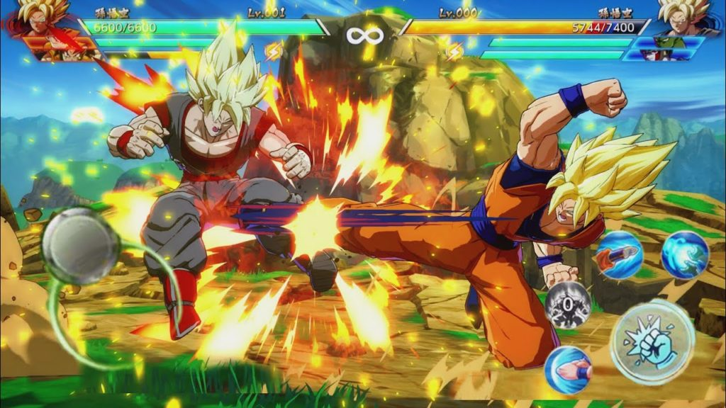 Dragon Ball FighterZ Game For Android