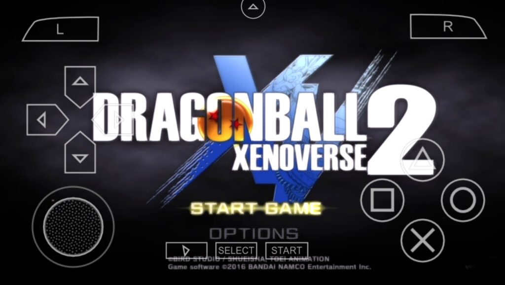 Dragon Ball Z Xenoverse 2 Android PPSSPP Download