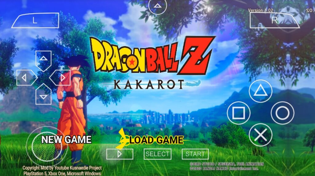 Download DBZ Kakarot For Android