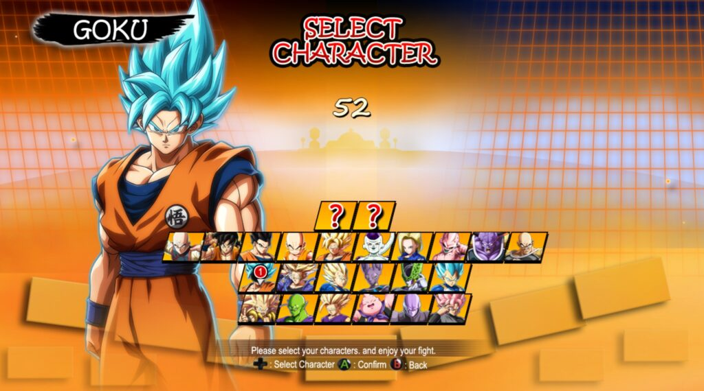 Dragon Ball FIghter Z Android APK