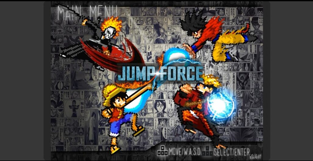 Jump Force Mugen For Android APK
