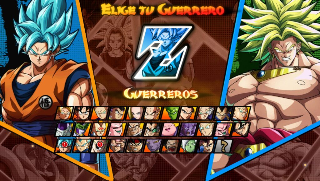 DBZ Mugen Game For Android