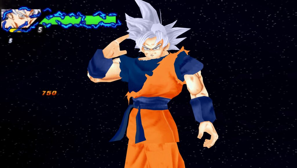 Super Dragon Ball Heroes Galactic Mission Mod